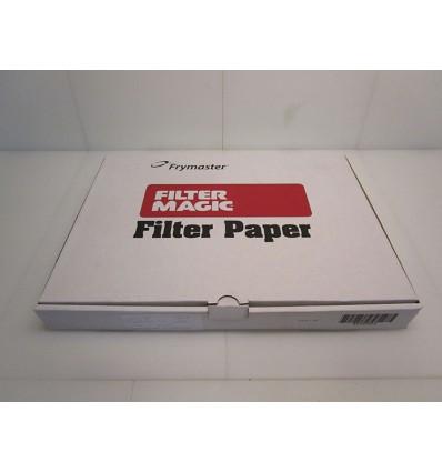 Filtre papier boîte de 100 filtres