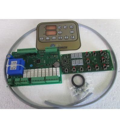 Platine de commande + plastron + connectique (EGBF-7)