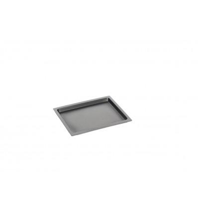 Bac GN2/3 réfractaire, antiadhésif - profondeur 20 mm