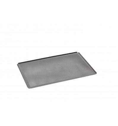 Plaque pâtissière perforée 600x400 - antiadhésive