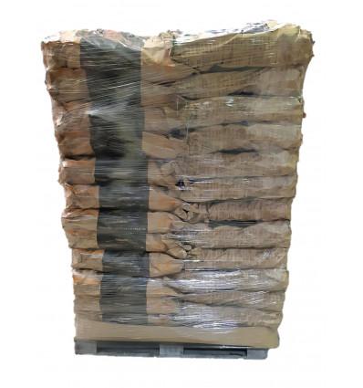 Palette de 52 sacs charbon Josper mixte bois tropical 10.5kg CE